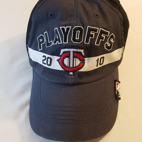 1015af4384e21c Forty Seven Brand Accessories | Twins Mlb Playoffs 2010 Cap | Poshmark